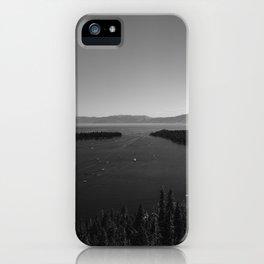 Lake Tahoe IV iPhone Case