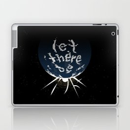 Let There Be Light Laptop & iPad Skin