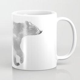 graphic bear III Coffee Mug