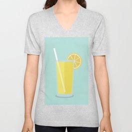 Cup of Lemons Unisex V-Neck