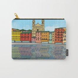 Le vieux port de Bastia - Corsica Carry-All Pouch