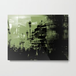 1st arrondissement Metal Print