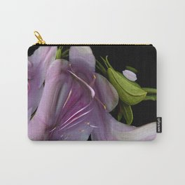 Rhododendron Ripple Carry-All Pouch