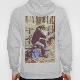 Central park music Hoody