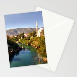 Mostar Stationery Cards