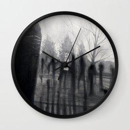 Condensation Wall Clock