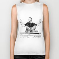 liam payne Biker Tanks featuring liam by otp-hedgefrog