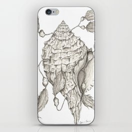 Shell of Faith iPhone Skin