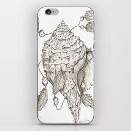 Shell of Faith iPhone Skin