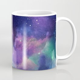 Fantasy Space Nebula Coffee Mug
