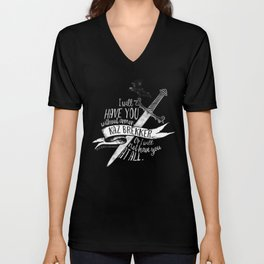 Six of Crows - I will have you Unisex V-Neck