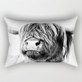 HIGHLAND CATTLE FRIDA Rectangular Pillow