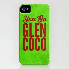 Glen Coco Xmas iPhone (4, 4s) Slim Case