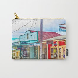 Welcoming village shop Carry-All Pouch
