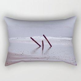 Beach Beauty (2) Rectangular Pillow