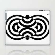 Beggar's Knoll Black Laptop & iPad Skin