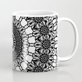 Loops Mandala Coffee Mug