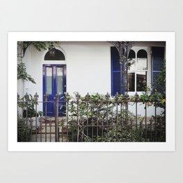 House in Sydney Art Print