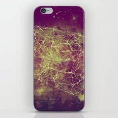 Abstract 86294303 iPhone & iPod Skin
