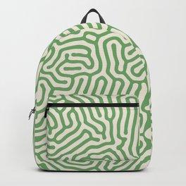 Verdant Turing Pattern Backpack