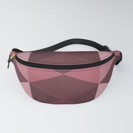 Chocolate Triangles Fanny Pack
