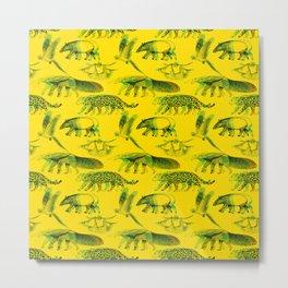 Wildlife of Amazonia IV (#saveamazonia) Metal Print