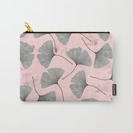 biloba pattern Carry-All Pouch