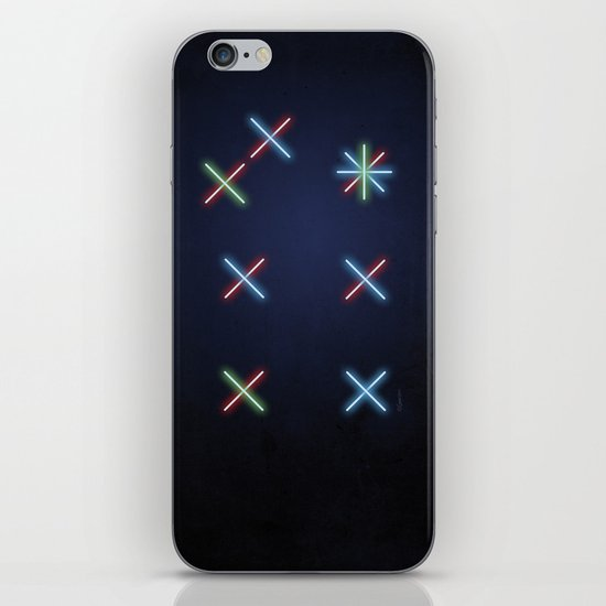 SMOOTH MINIMALISM - Star wars iPhone & iPod Skin