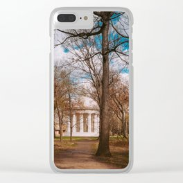 District of Columbia War Memorial - Washington DC Clear iPhone Case