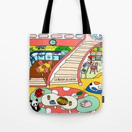 La Maison du Lapino Tote Bag