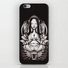 THE KINGDOM iPhone Skin
