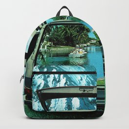 Paradise Awaits Backpack