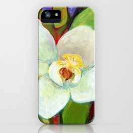 The NeverEnding Story No 108b iPhone Case