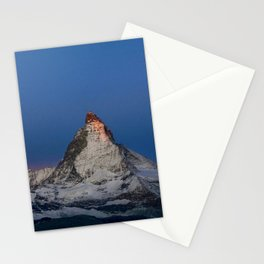 Matterhorn Cervin Korona Mount Stationery Cards