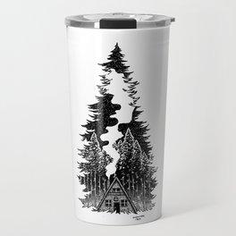 Forest Night Travel Mug
