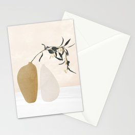 Couple Of Vases Stationery Cards