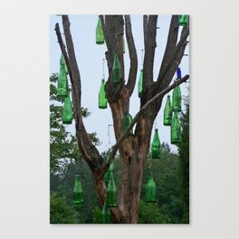 All Bottled Up Canvas Print