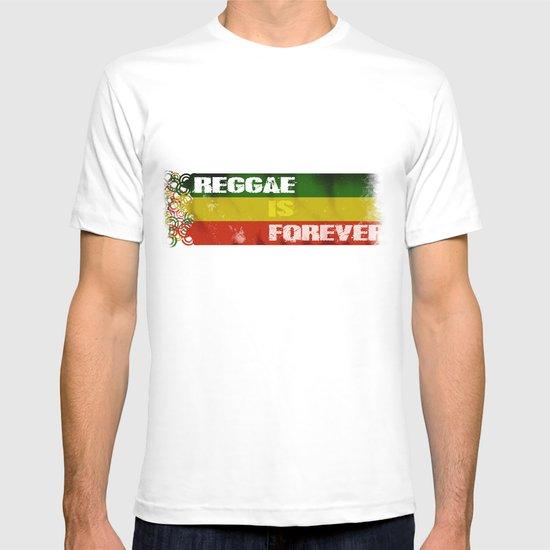 Reggae Is Forever II T-shirt