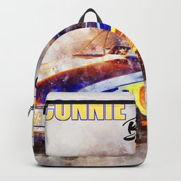 Connie Kalitta Backpack