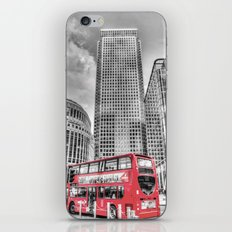 Canary Wharf  London iPhone & iPod Skin
