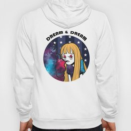The Girl Spit A Dream Hoody