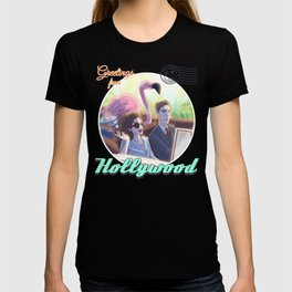 Agent Carter goes to Hollywood T-shirt