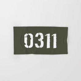Infantry - 0311 Hand & Bath Towel