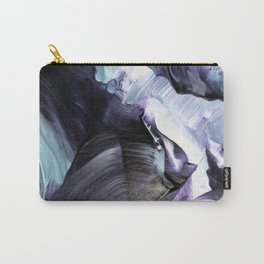 Glacier Mountains Carry-All Pouch