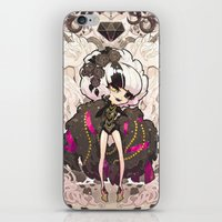 barachan iPhone & iPod Skins featuring shine by barachan