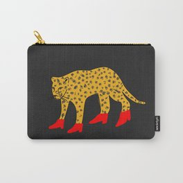 Red Boots Carry-All Pouch
