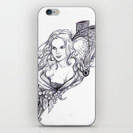 Niki iPhone Skin
