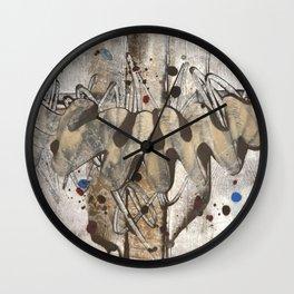 Charisma 2 Wall Clock