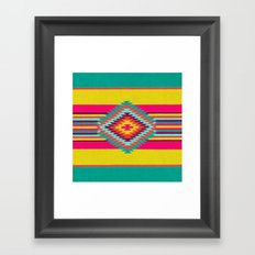 FIESTA Framed Art Print