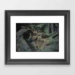 WHAT WE ARE Framed Art Print